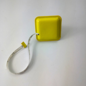 BSCI customized PU Leather tape measure  TMS0040