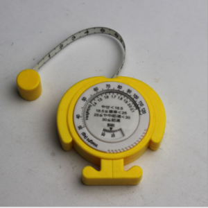 Human Shaped Medical BMI Tape Measure  TMS0061