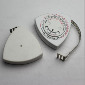 Customized BMI Calculator Body Tape Measure  TMS0063