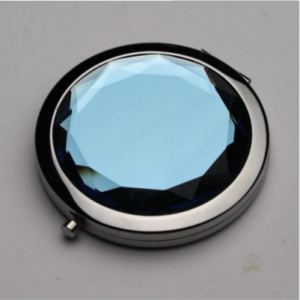 Fashion MINI Folding Pocket Cosmetic Mirror With Company Logo  MMR0007