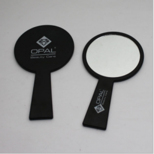 Wholesale price high definition 2 way round Beauty Handle Mirror  MMR0012