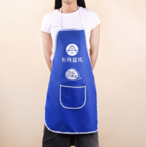 Promotional cooking cotton kitchen apron with logo  PRA0008