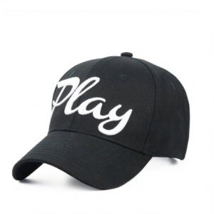 Custom embroidery logo 6 panel baseball cap  BC0002