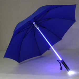 Fantastic umbrella wholesale novelty Seven color led lightsaber light umbrella for gift  UM0020