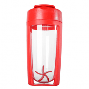 Transparent plastic shake cup large capacity portable car cup fresh girl sports cup SKB1013