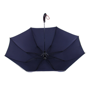 Folding Umbrella Men Rain Automatic Luxury Large Paraguas Black Male Stripe Parapluie Recommend Big Parasol Wind Resistant-UB0001