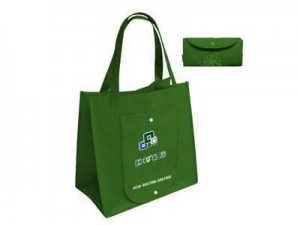 Pp Shopping Tote Fabric Custom Logo Polypropylene Customized Foldable Laminated Non Woven Bag NB0004