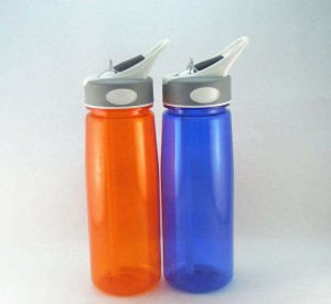 Popular best camping motivational sport space space water bottle with flip top cap BT0011