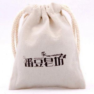 Natural organic cotton reusable mesh grocery bags Durability & Washable eco friendly cotton muslin produce bags CB0001