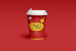 paper cup supplier wholesales hot cold double ripple pla pe color logo size type customized BT0019