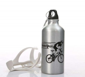 BPA Free Metal Aluminium Bike Bicycle Water Bottle BT0030