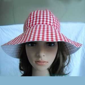 Sun Hat Fisherman Hat Lattice Thin Shade Pot Cap Customizable logo CAP0008