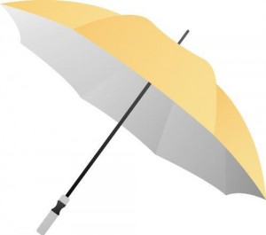 High quality Promotional Straight Automatic Golf Umbrella