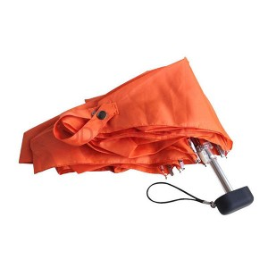 Wholesale custom cheap 5 fold mini umbrella with case