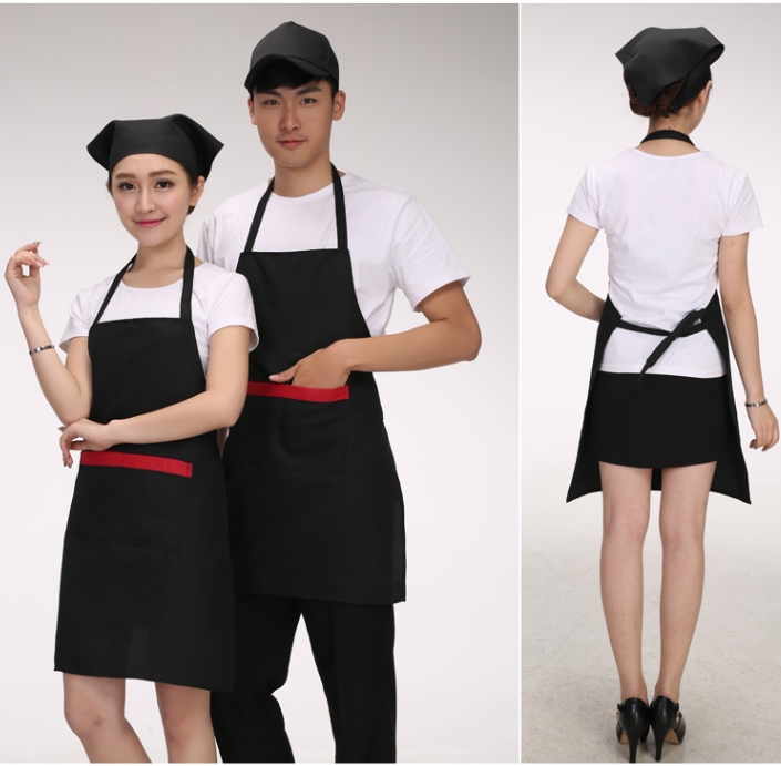 Fast delivery bbq apron grill tool for promotion/sale aprons with great price AP0004