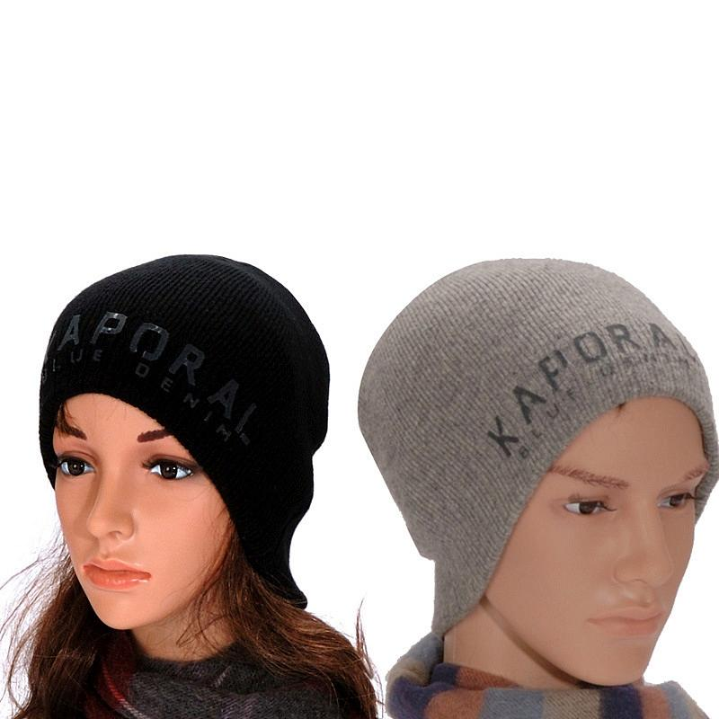 Pom Pom Cheap Custom Winter Hats/ Knitted Beanie/ Knitted Hat CAP0016 Featured Image