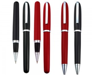 Fountain and Ball Pen Type Metal Ball Pen  MP0051