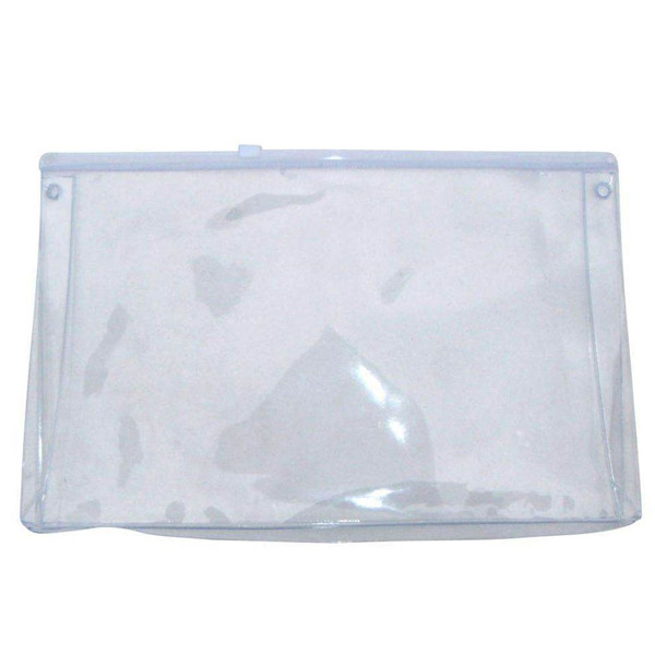 Custom logo PVC EVA travel bag clear pvc pouch with zipper in China LF0031 Featured Image