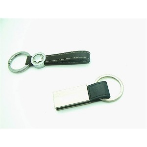 Custom High Quality PU/Leather Keychain:PUK0016