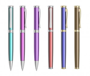 Customized Metal Ball Pen/Metal Ballpoint Pen/Promotional Metal Pen  MP0003