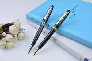 High Quality Promotional Luxury Heavy Metal Ball Pen for Business Gift  MP0064