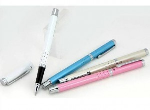 Gun black/Silver/Stain steel Metal Ballpoint Pen/Metal pen Brands with Customized Logo for Promotional Metal Pen Set  MP0077