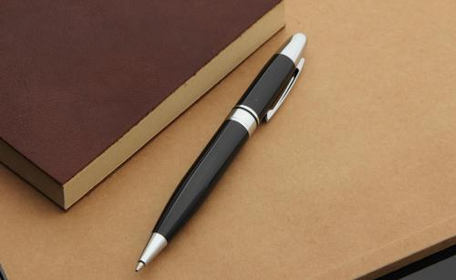 Wholesale Metal Engrave Cheap Imprint Blue Ball Point Pen  MP0074 Featured Image