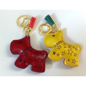 Horse PU/Leather Keychain:PUK0015