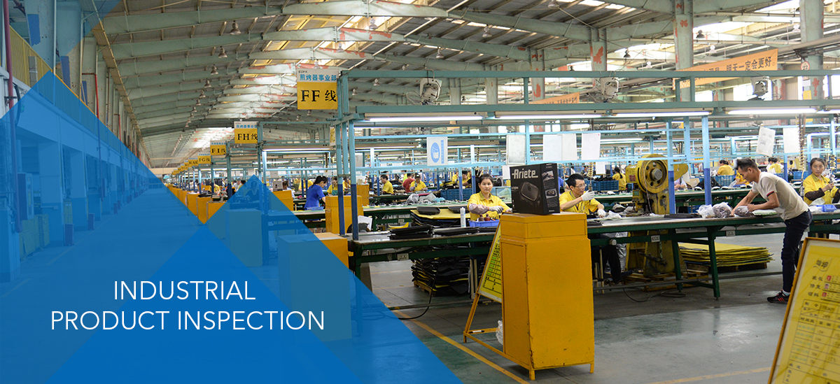 Mechanical Products Inspection service -