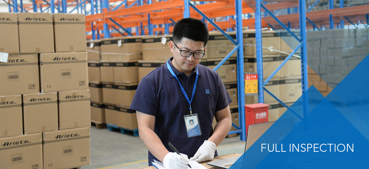 Asia Factory Inspection -