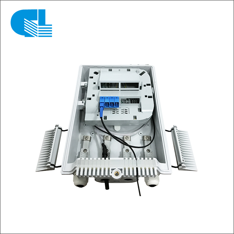 Factory Supply Joint Closure 12 Core - Fiber Optical Cable Distribution Box – GL Technology