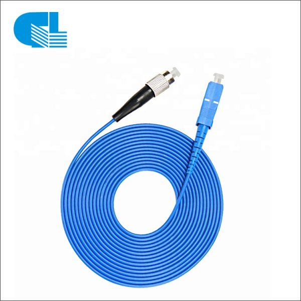 China Cheap price Multimode Fiber Patch Cord -  Armored Fiber Optic Patch Cable – GL Technology