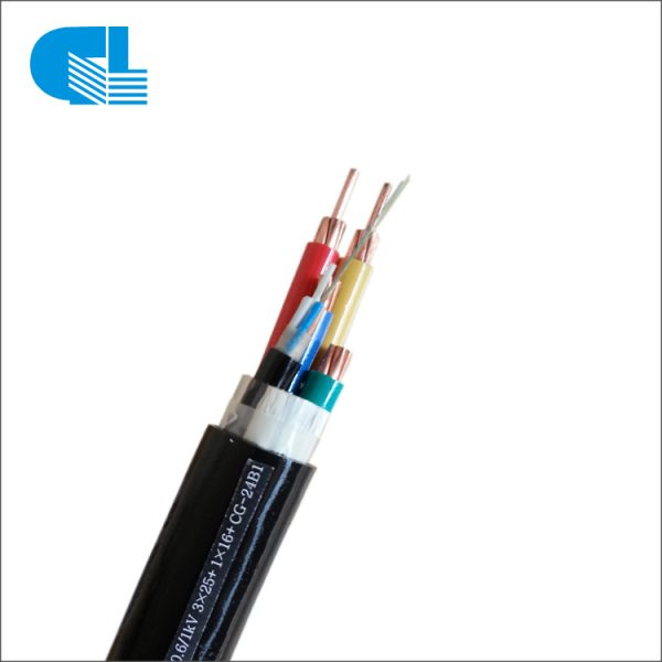 Best Price on Fiber Optic Cable Assembly - Composite or Hybrid Fiber Optic Cable – GL Technology detail pictures
