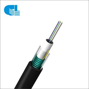 GYXTW Outdoor Duct Aerial Uni-tube Light-armored Cable