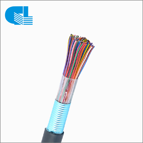 20 Pairs Outside 24/26 AWG Underground Telephone Cable