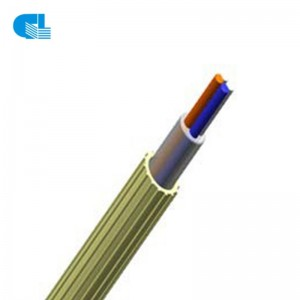 Micro Fiber Optic Cable For Air Blowing Fiber 12cores