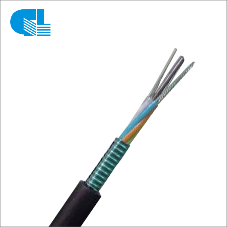 Special Price for Ftth Optic Cable Price - GYTS Stranded Loose Tube Cable with Steel Tape – GL Technology