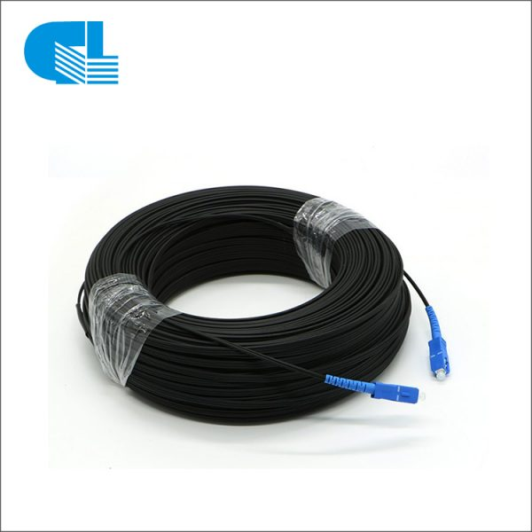 China Manufacturer for Tension Clamp - FTTH Flat Fiber Optic Drop Cable – GL Technology