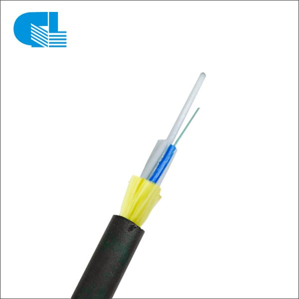 Factory wholesale Figure 8 Fiber - Single Layer Overhead ADSS Fiber Cable For Mini Span – GL Technology