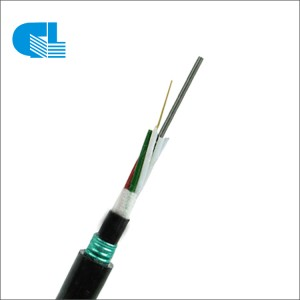 OEM Manufacturer Dome Type Optic Splice Cable Closure - GYTY53 Stranded Loose Tube Cable with Steel Tape  – GL Technology