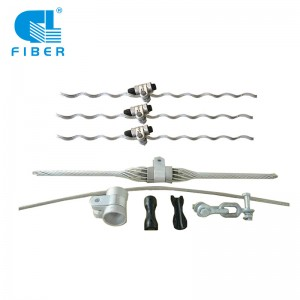 OPGW Optical Cable Tension Clamps/Dead-end Fittings