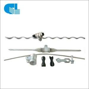 PriceList for Adss Fiber Optic Cable Price - OPGW Optical Cable Tension Clamps/Dead-end Fittings – GL Technology