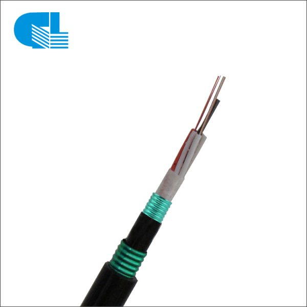 Rapid Delivery for Submarine Optic Cable Manufacturer - GYTS53 Stranded Loose Tube Cable with Double Steel Tape – GL Technology