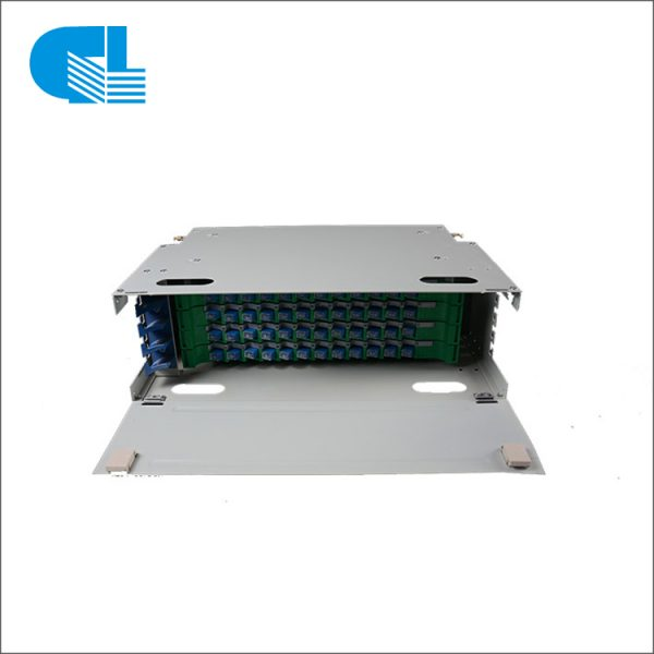 Factory selling G652d Fiber Optical Cable - Fiber Optical Distribution Frame – GL Technology detail pictures