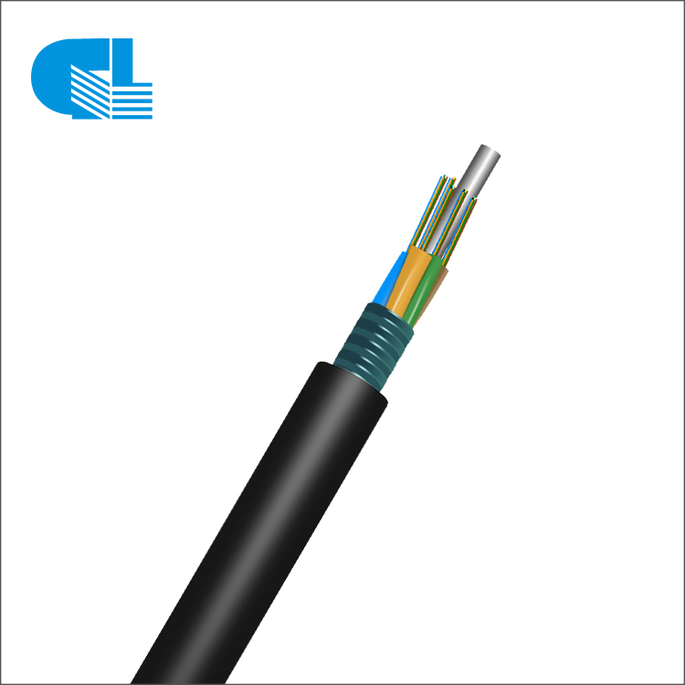 Super Lowest Price Aerial Fiber Optic Cable - GYTS Stranded Loose Tube Cable with Steel Tape – GL Technology