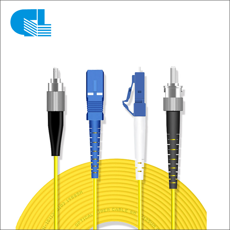 OEM/ODM Factory Single Mode Fiber Jumpers - Single Mode/Multimode ST Fiber Patch Cord/Pigtail – GL Technology