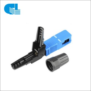 Big discounting Adss Cable Supplier - SC APC UPC Fiber Optic Fast Connector – GL Technology