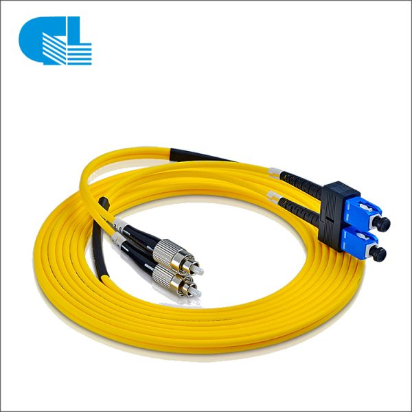 Factory Cheap Gyxtw Optical Fiber Cable - Waterproof Fiber Optic Patch cord – GL Technology