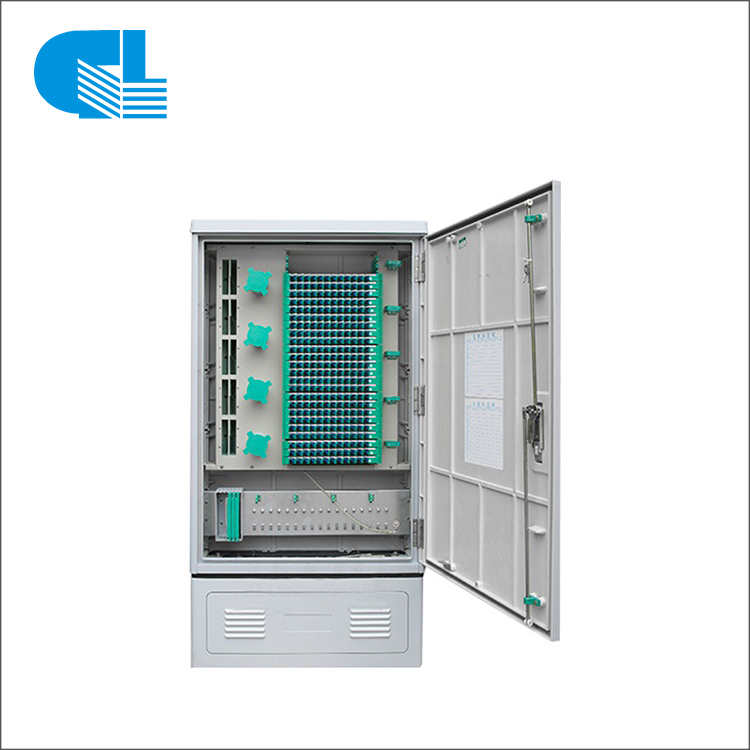 OEM Factory for Fiber Optic Sfp Module - 288 core Optical Cable Cross Connecting Cabinet – GL Technology detail pictures