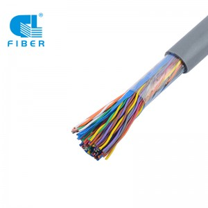 HYV 2/15/20/50 Pair Pure Copper Core Indoor Telephone Cable